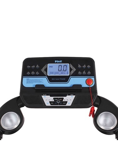 360 Slim Power Otomatik Eğimli Koşu Bandı-Voit